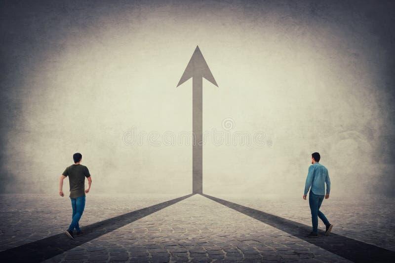 Συγχώνευση τρόπων επιχειρησιακών συνεργασίας και εταιρικής σχέσης στοκ εικόνα