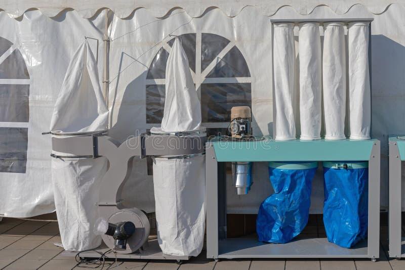 Συλλέκτης σκόνης στοκ φωτογραφία με δικαίωμα ελεύθερης χρήσης