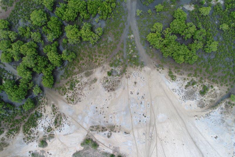 Συλλογή αεροφωτογραφίας του τοπίου & αστική συλλογή εικόνων από έναν κηφήνα στοκ εικόνες με δικαίωμα ελεύθερης χρήσης