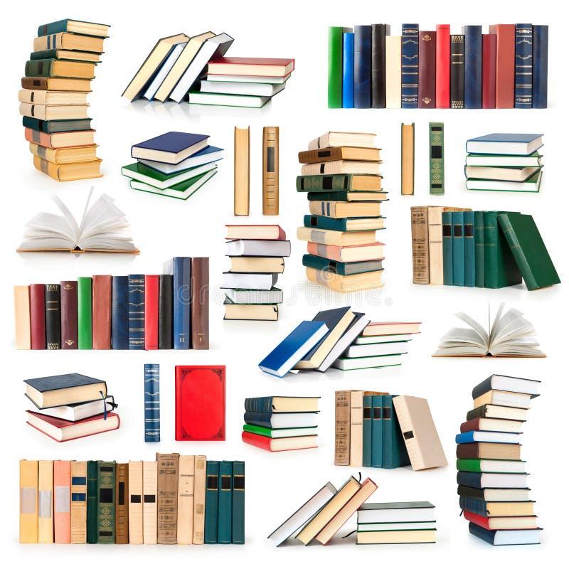 Download συλλογή βιβλίων στοκ εικόνες. εικόνα από εγκυκλοπαίδεια - 22783890