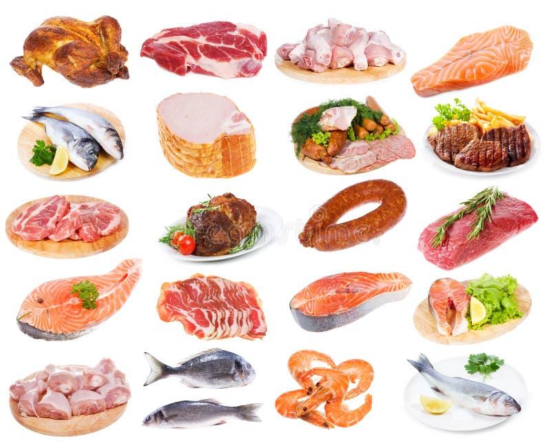 Συλλογή κρέατος στοκ φωτογραφία με δικαίωμα ελεύθερης χρήσης