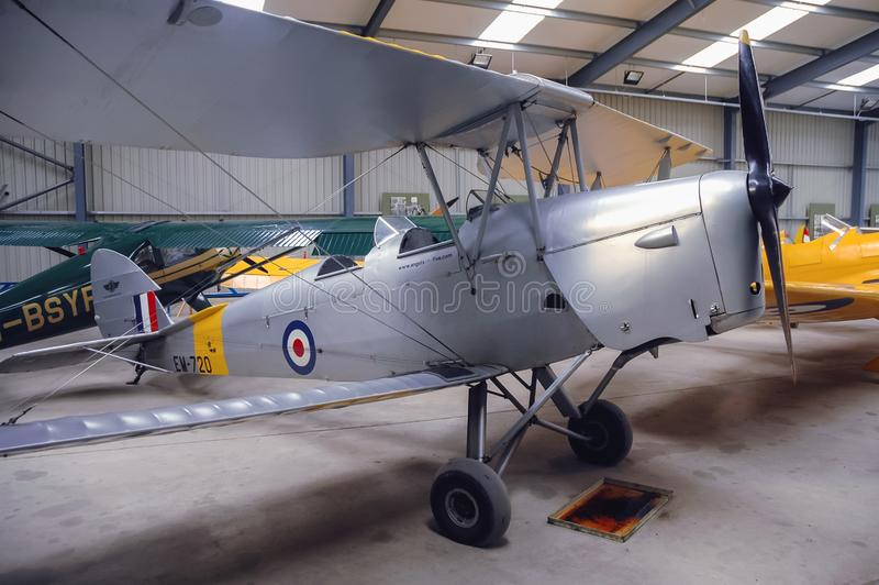 Συλλογή Shuttleworth στο UK στοκ εικόνες με δικαίωμα ελεύθερης χρήσης