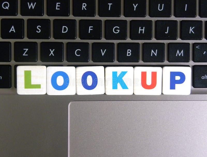 Συμβούλευση λέξης στο υπόβαθρο πληκτρολογίων στοκ φωτογραφία με δικαίωμα ελεύθερης χρήσης