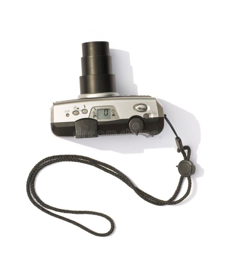 Συμπαγής κάμερα ζουμ στοκ εικόνα με δικαίωμα ελεύθερης χρήσης
