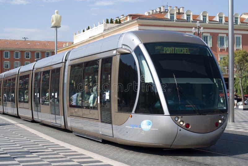 συμπαθητικό τραμ πόλεων στοκ φωτογραφία με δικαίωμα ελεύθερης χρήσης