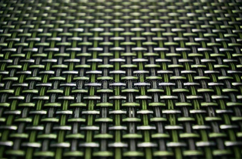 Συμπεπλεγμένη αφηρημένη πράσινη σύσταση στοκ εικόνες