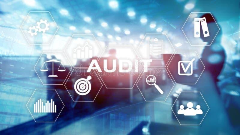 Συμπεριφορά λογιστικού ελέγχου μια επίσημη οικονομική εξέταση των απολογισμών ατόμων ή οργανώσεων Επιχειρησιακή έννοια σε εικονικ απεικόνιση αποθεμάτων