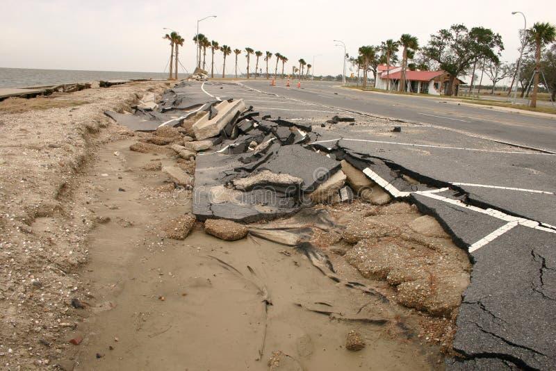 συνέπεια Katrina στοκ φωτογραφίες με δικαίωμα ελεύθερης χρήσης