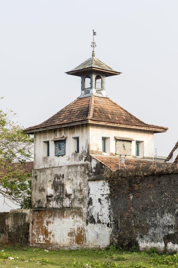 Συναγωγή Paradesi στο κράτος του Κεράλα στη νότια Ινδία στοκ φωτογραφία
