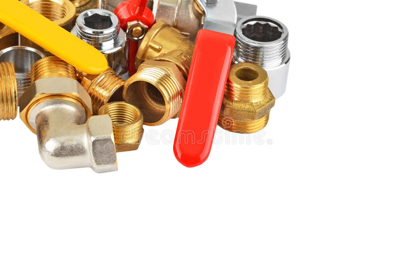 Download Συναρμολόγηση υδραυλικών και βαλβίδα σφαιρών Στοκ Εικόνα - εικόνα από γόνατο, εξοπλισμός: 62706609