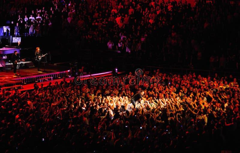 Bruce Springsteen στοκ φωτογραφία με δικαίωμα ελεύθερης χρήσης