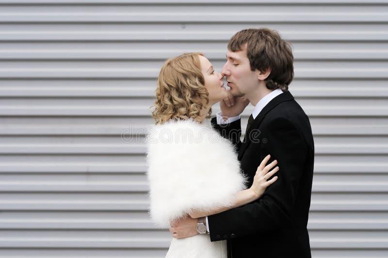 συνδέστε το γάμο στοκ εικόνες