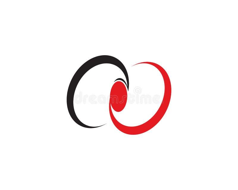 Συνδέστε το λογότυπο απεικόνιση αποθεμάτων