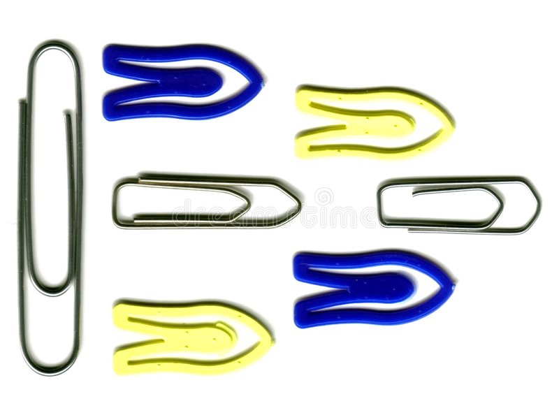 συνδετήρες βελών στοκ εικόνες