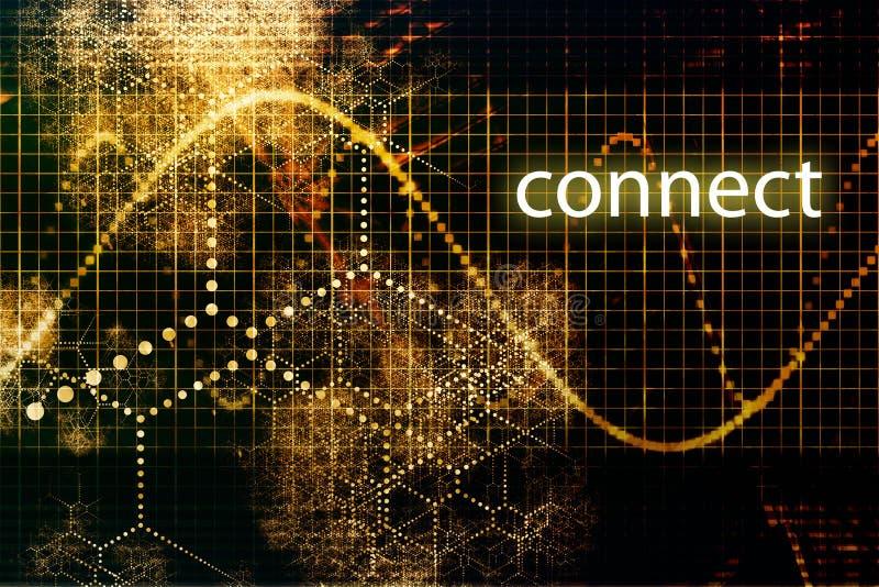 συνδετικότητα απεικόνιση αποθεμάτων