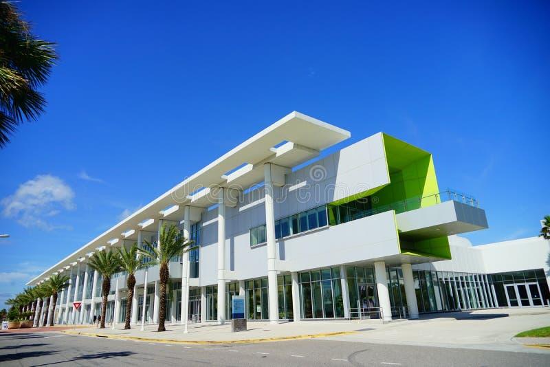 Συνεδριακό κέντρο Daytona Beach στοκ φωτογραφία με δικαίωμα ελεύθερης χρήσης