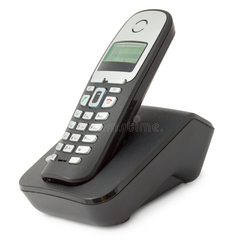 συνηθισμένο τηλέφωνο γρα&p στοκ εικόνες