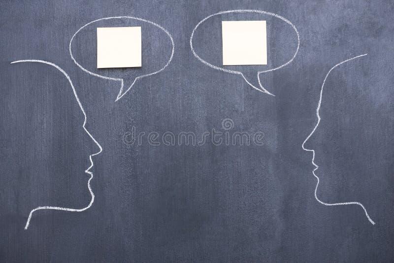 συνομιλία στοκ φωτογραφία με δικαίωμα ελεύθερης χρήσης
