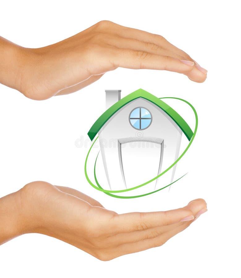συντήρηση σπιτιών χεριών μι&kappa στοκ εικόνα με δικαίωμα ελεύθερης χρήσης