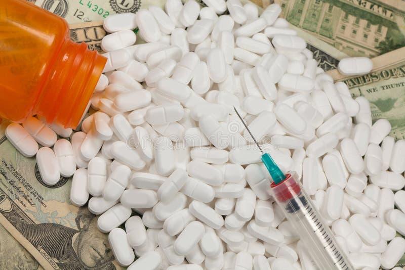 συνταγή φαρμάκων στοκ εικόνα με δικαίωμα ελεύθερης χρήσης