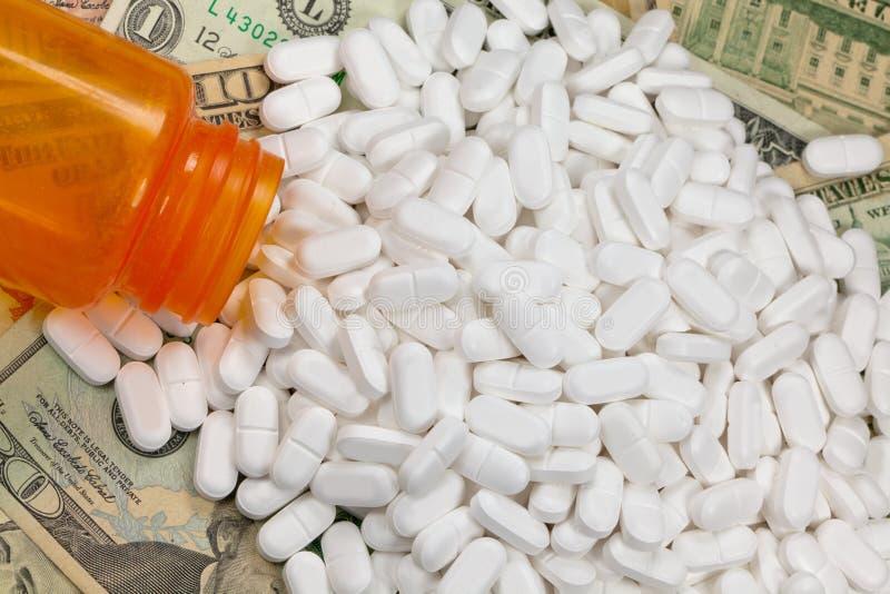 συνταγή φαρμάκων στοκ εικόνες