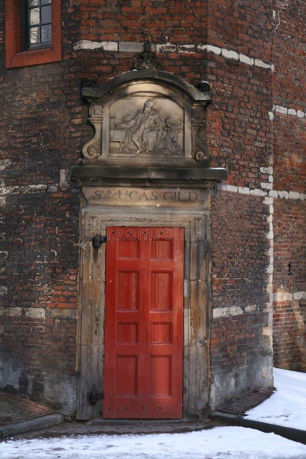 συντεχνία Lucas Κάτω Χώρες ST του Άμστερνταμ στοκ εικόνα
