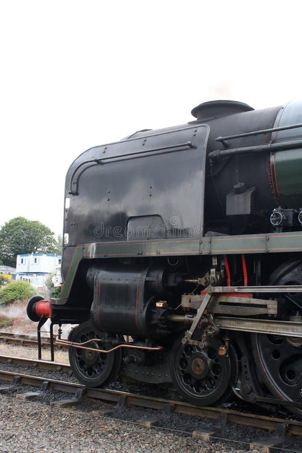 Συντηρημένο τραίνο ατμού Taw κοιλάδα σε Kidderminster στοκ φωτογραφία με δικαίωμα ελεύθερης χρήσης