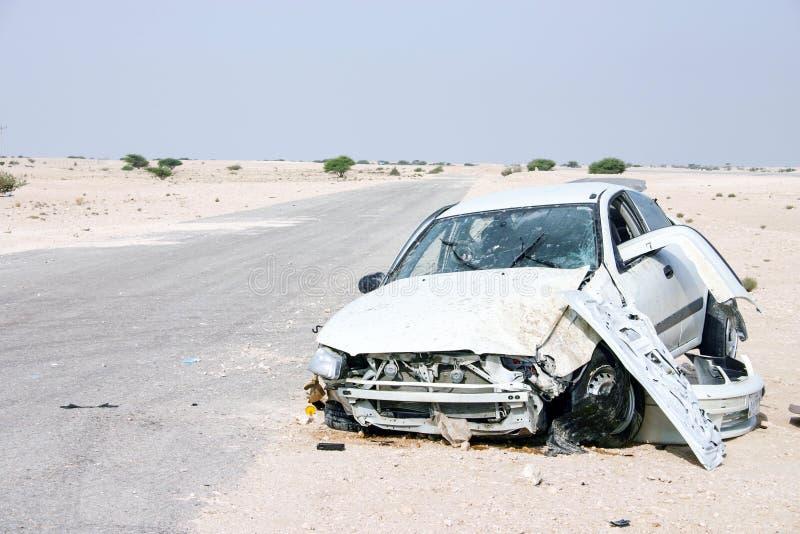 Συντρίμμια αυτοκινήτων ερήμων στοκ φωτογραφίες με δικαίωμα ελεύθερης χρήσης