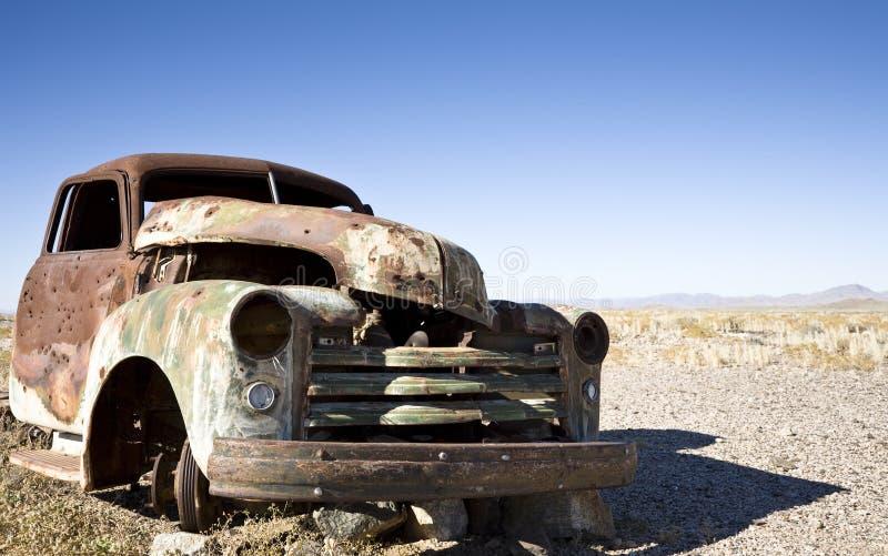 συντρίμμια αυτοκινήτων στοκ εικόνα