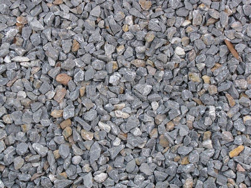 Συντριμμένη γρανίτης πέτρα στοκ εικόνα με δικαίωμα ελεύθερης χρήσης
