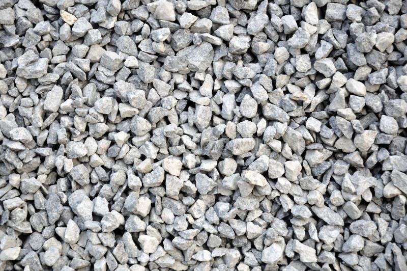 συντριμμένος βράχος στοκ φωτογραφία