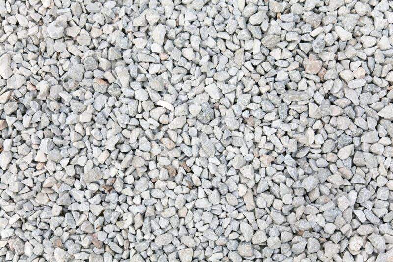 συντριμμένο αμμοχάλικο στοκ φωτογραφία