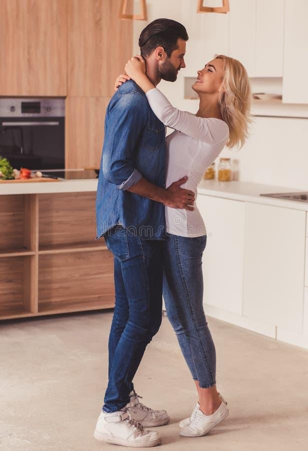 συνδέστε την κουζίνα στοκ εικόνες