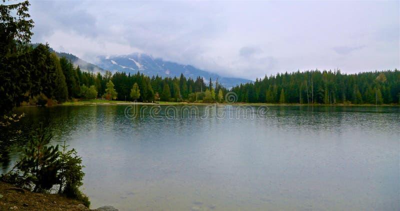 Συριστήρας Καναδάς λιμνών στοκ φωτογραφία