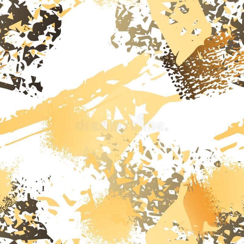 Συρμένη χέρι επιφάνεια Grunge Άνθρακας και χρώμα κιμωλίας απεικόνιση αποθεμάτων