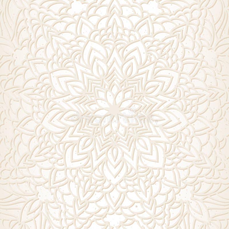 Συρμένο χέρι διακοσμητικό σχέδιο δαντελλών για την εκλεκτής ποιότητας κάρτα σχεδίου, πρόσκληση δεξιώσεων γάμου στοκ εικόνες