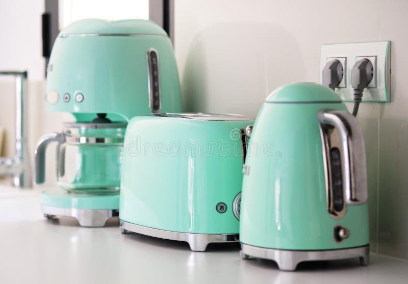 Συσκευές κουζινών στοκ εικόνα