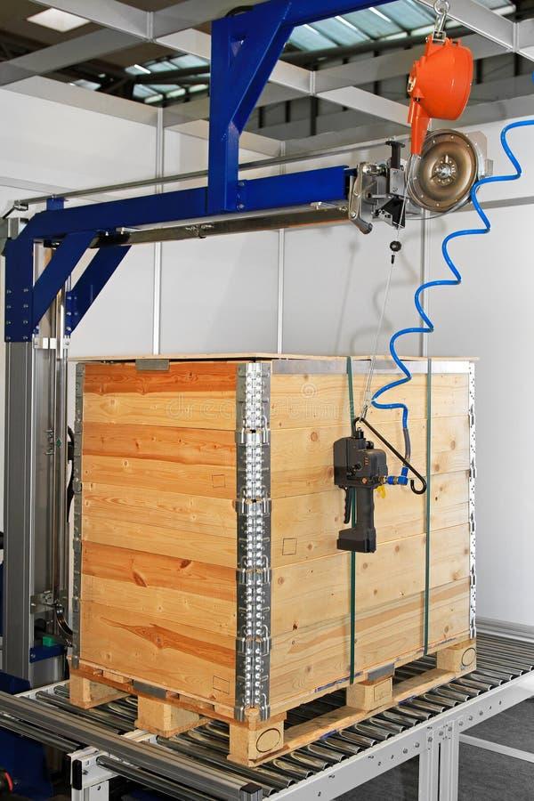 Συσκευασία κλουβιών στοκ φωτογραφία με δικαίωμα ελεύθερης χρήσης