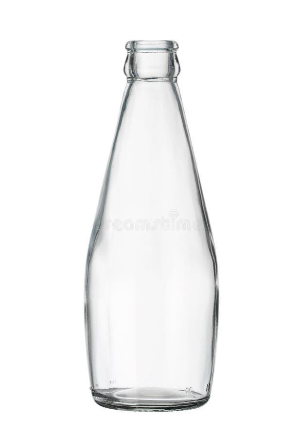 Συσκευασία μεταλλικού νερού μπουκαλιών γυαλιού στοκ φωτογραφία με δικαίωμα ελεύθερης χρήσης