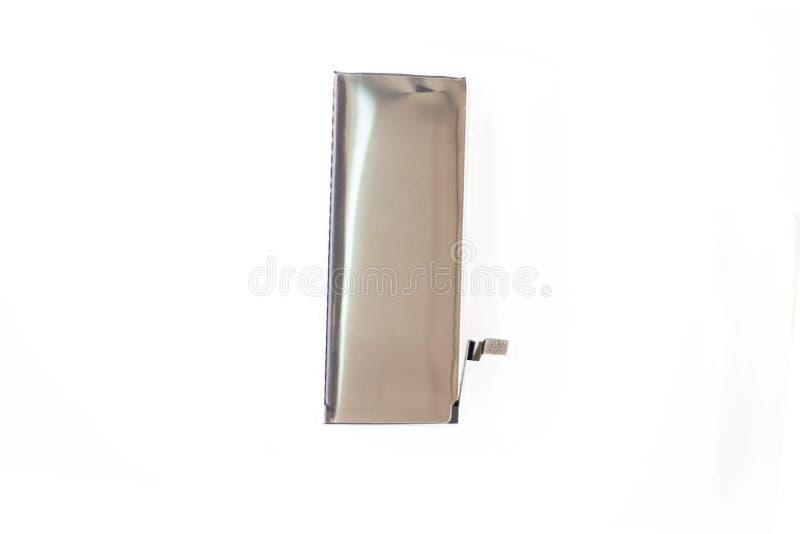 Συσκευασία τσαντών αλουμινίου που απομονώνεται στο λευκό στοκ φωτογραφίες