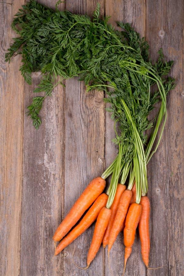 Συσσωρευμένα καρότα στοκ φωτογραφία με δικαίωμα ελεύθερης χρήσης