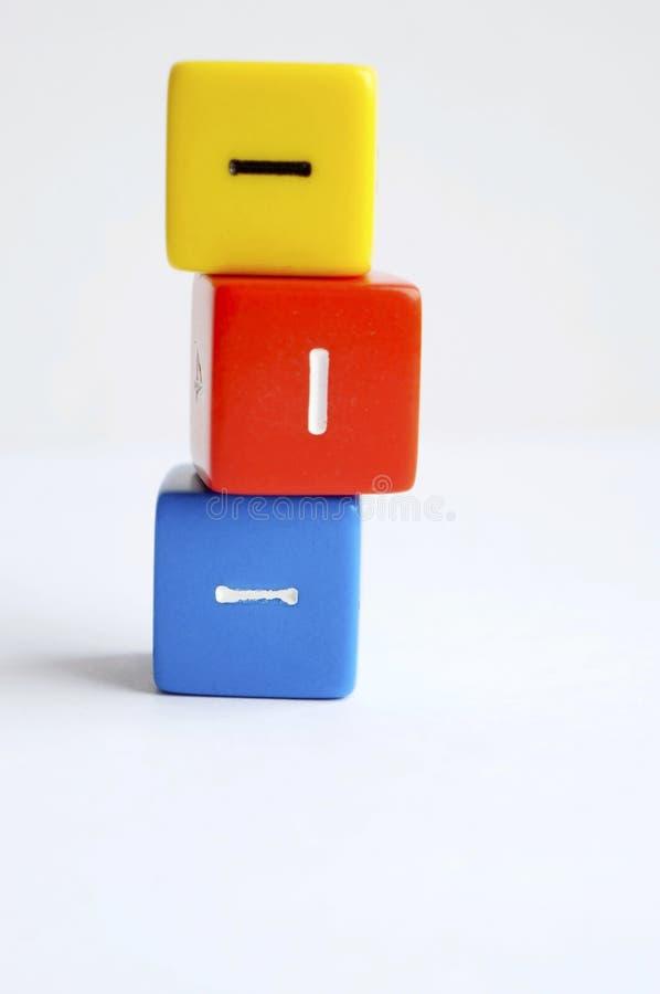 Συσσωρευμένος ενός σε άλλος χωρίζει σε τετράγωνα για το rpg, τα επιτραπέζια παιχνίδια, tabletop τα παιχνίδια ή τα μπουντρούμια κα στοκ εικόνα