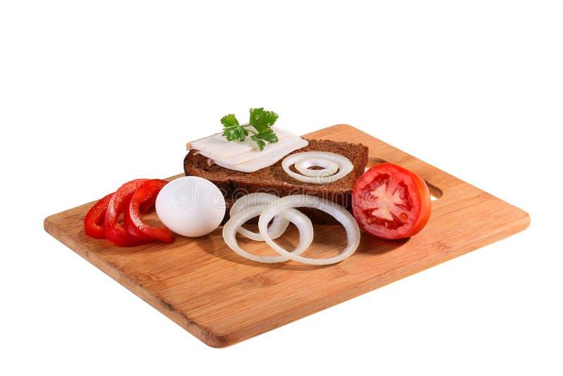 Download συστατικό σάντουιτς στοκ εικόνες. εικόνα από τρόφιμα - 13181228