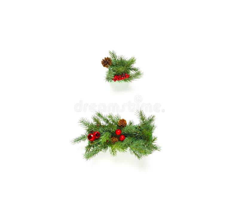 Συλλογή επιστολών Χριστουγέννων στοκ εικόνες με δικαίωμα ελεύθερης χρήσης