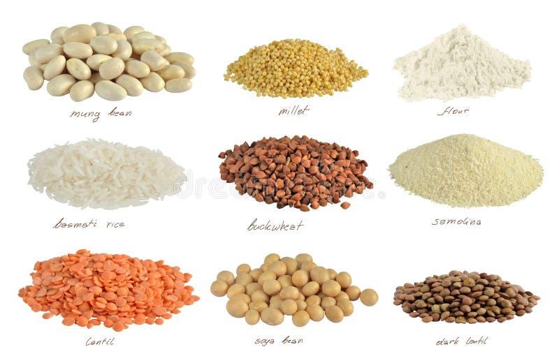 Συλλογή τροφίμων στοκ φωτογραφία με δικαίωμα ελεύθερης χρήσης