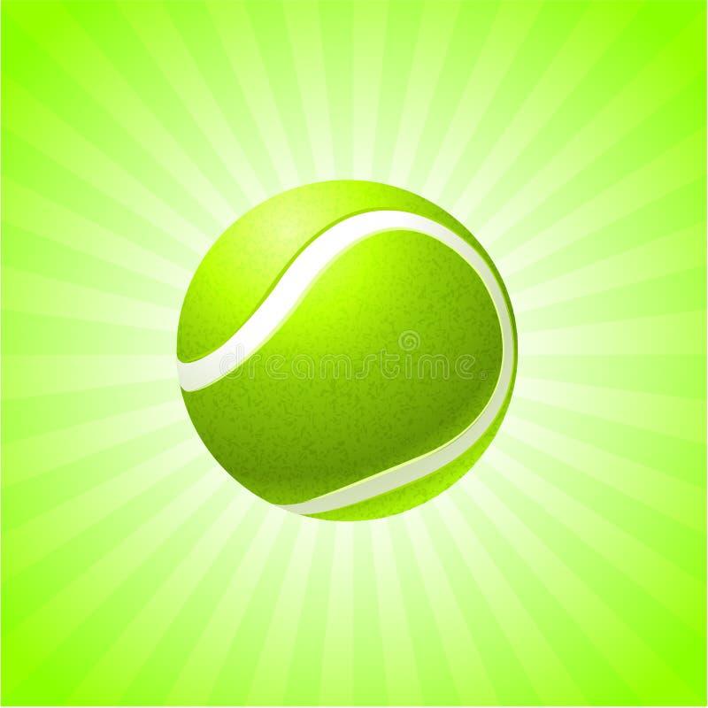 Σφαίρα αντισφαίρισης στο αφηρημένο υπόβαθρο Διαδικτύου διανυσματική απεικόνιση
