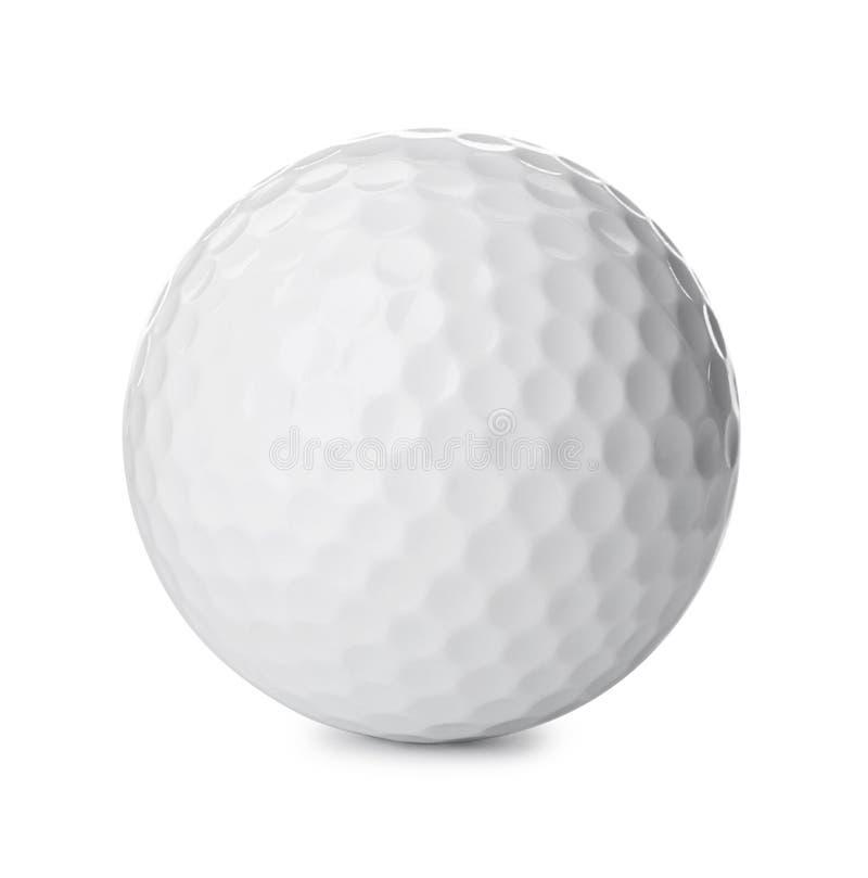 Σφαίρα γκολφ στο μόριο E στοκ εικόνες με δικαίωμα ελεύθερης χρήσης