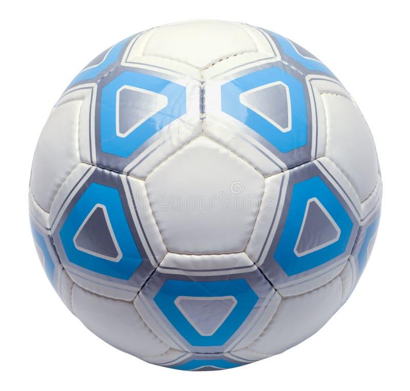 Σφαίρα ποδοσφαίρου που αποκόπτει στοκ φωτογραφία με δικαίωμα ελεύθερης χρήσης