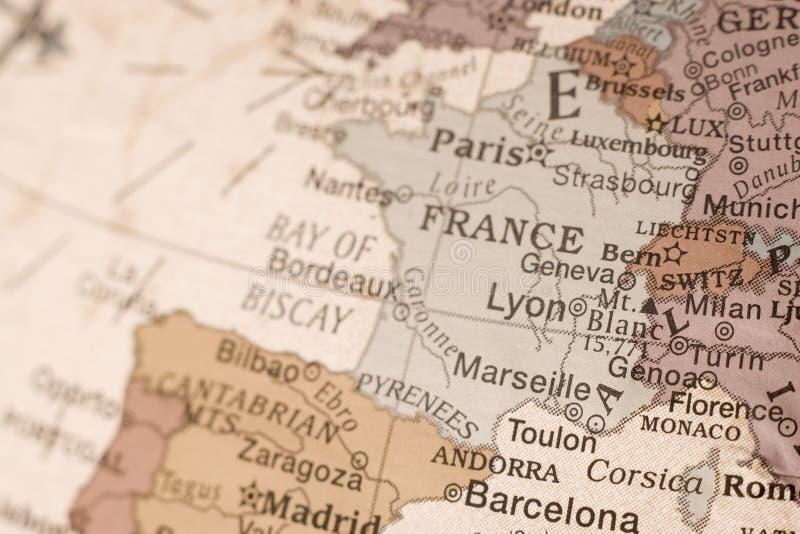σφαίρα της Γαλλίας στοκ φωτογραφία