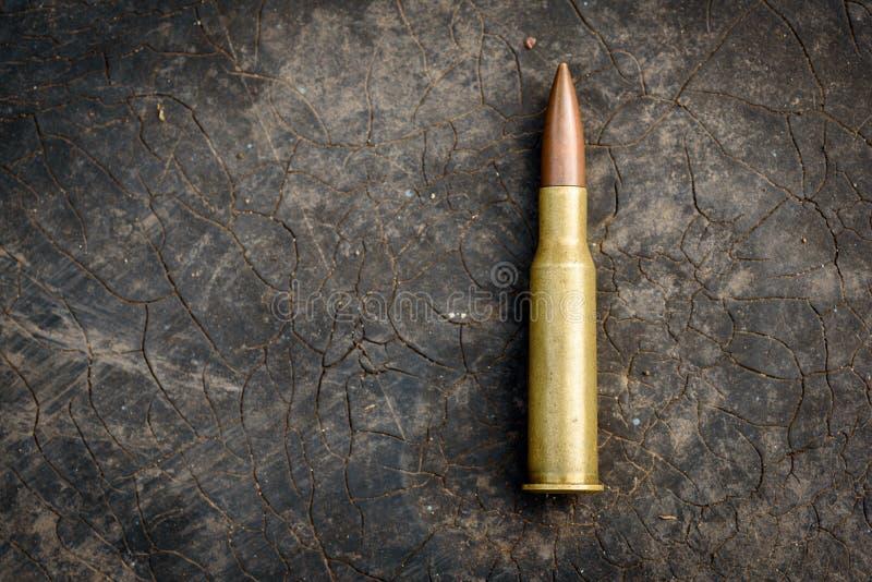 7 σφαίρα 62mm στο διαστημικό υπόβαθρο αντιγράφων στοκ εικόνα